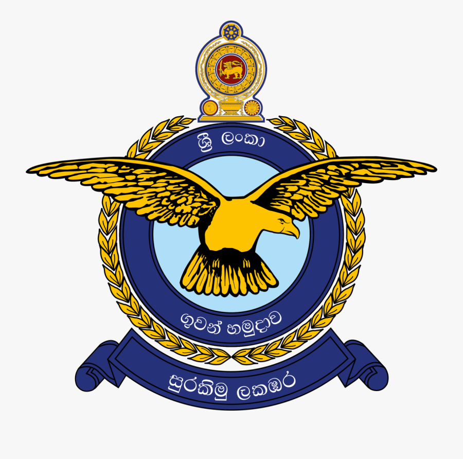 Military Clipart Air Force Soldier - National Emblem Of Sri Lanka, Transparent Clipart