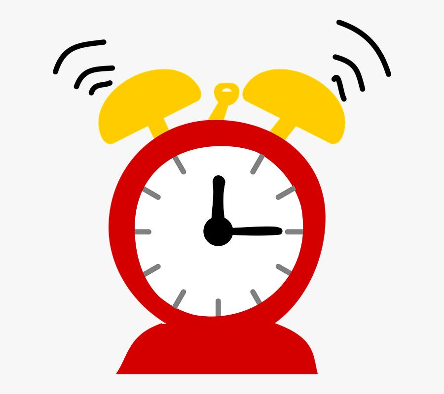 Alarm Clock Clipart Free, Transparent Clipart
