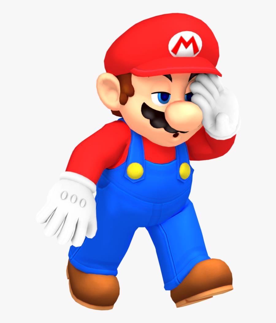 Super Mario, Transparent Clipart