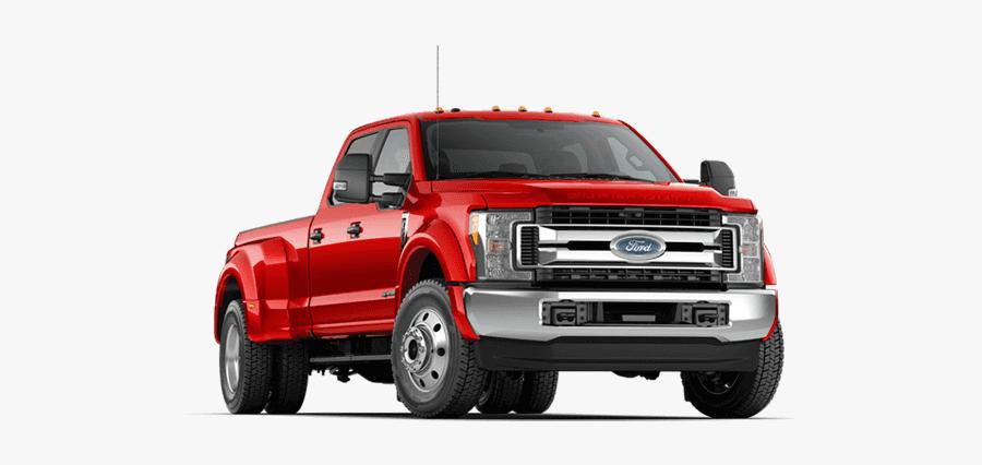 Trucks - 2019 Ford F 450, Transparent Clipart