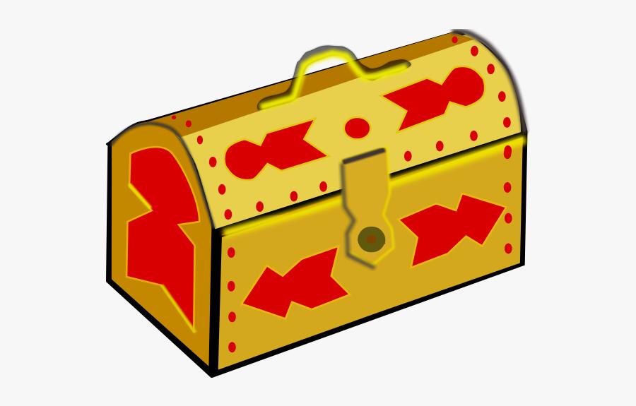 Treasure-chest - Kit Wright Magic Box, Transparent Clipart