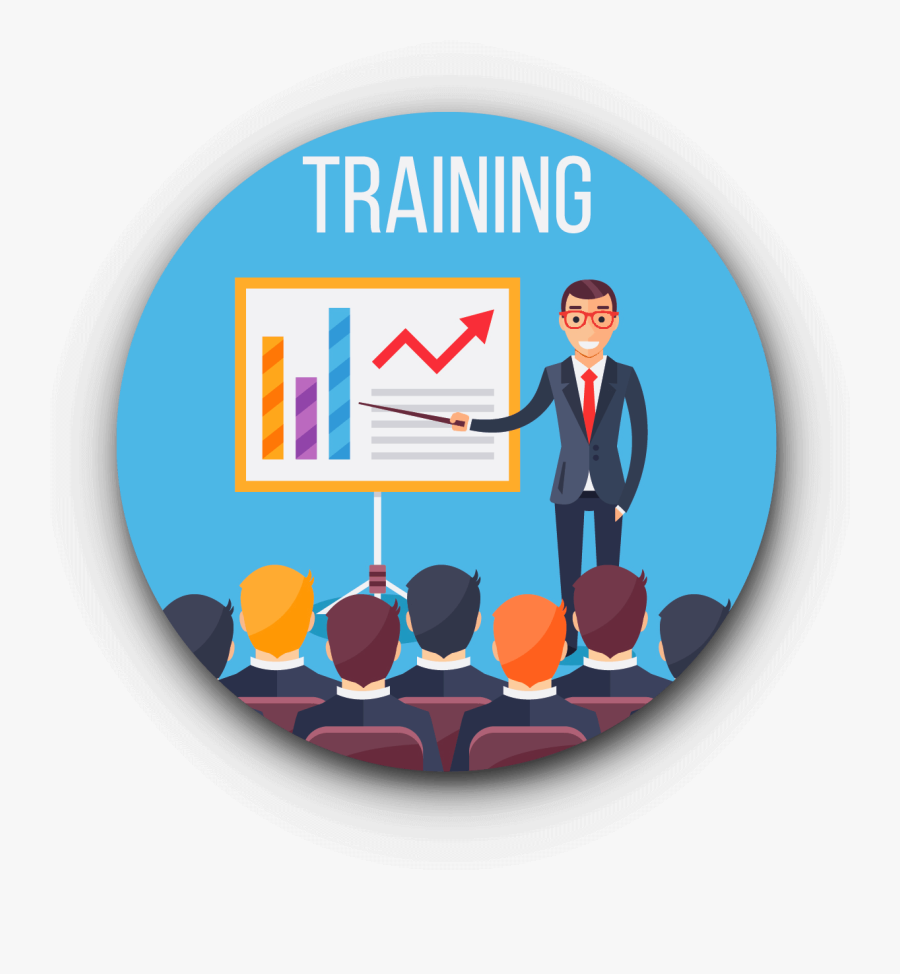 Training Clipart Training Manager - Employee Training Training And Development Icon, Transparent Clipart