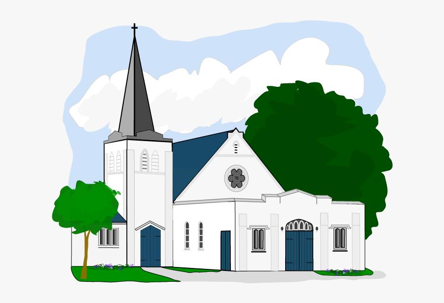 Free Building Clip Art - Transparent Background Church Clipart, Transparent Clipart