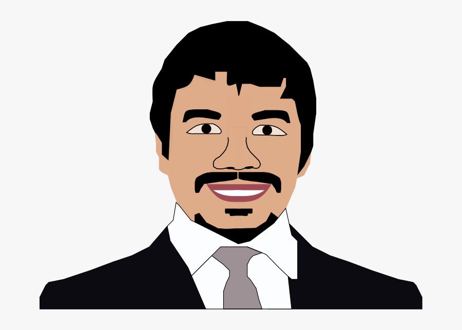 Manny Pacquiao, Transparent Clipart