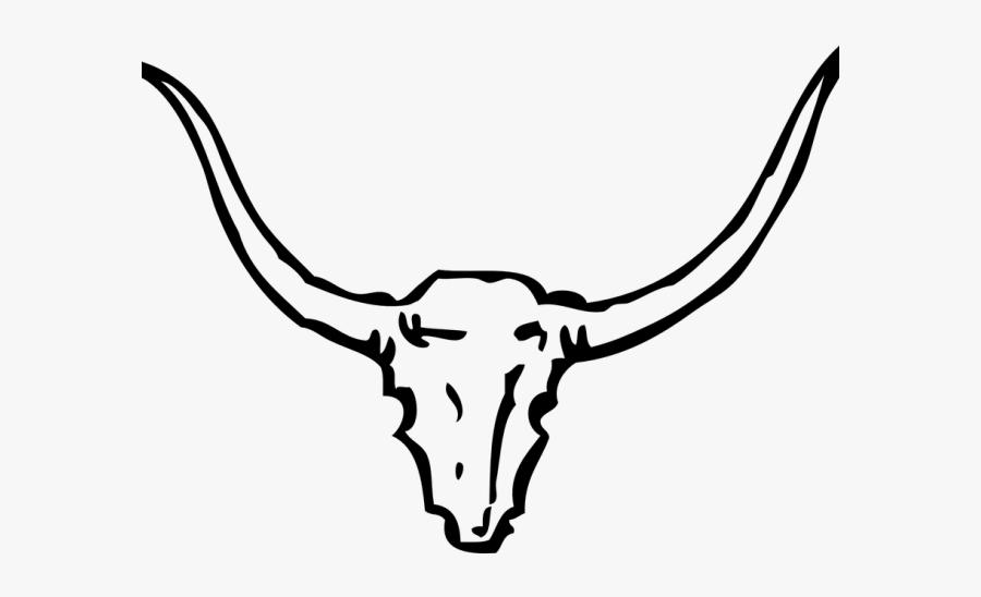 Horn Clipart Animal Horn - Bull Horns Clip Art, Transparent Clipart