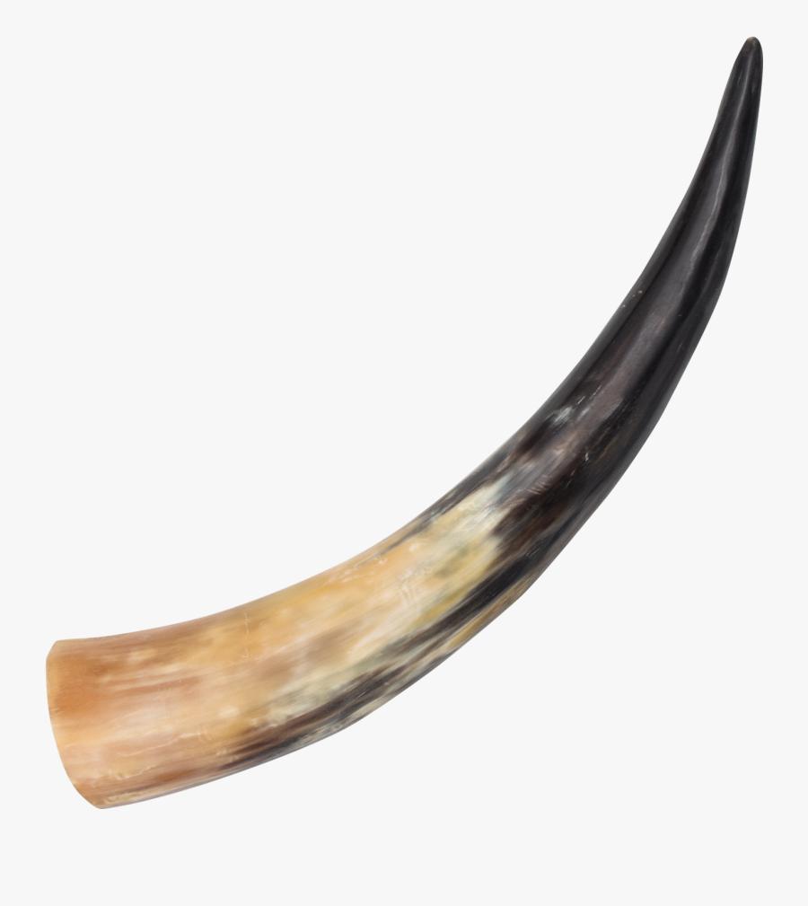 Drinking Horn Dagger Arkansas Toothpick - Drinking Horn Png, Transparent Clipart