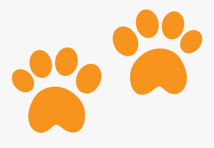 Dog And Cat Paw Prints Transparent Background, Transparent Clipart