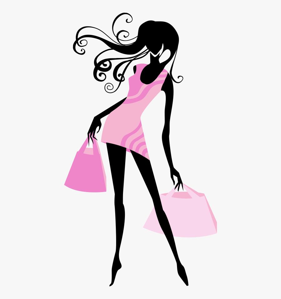 Fashion Clipart Fashion Girl - Fashion Clipart Png, Transparent Clipart