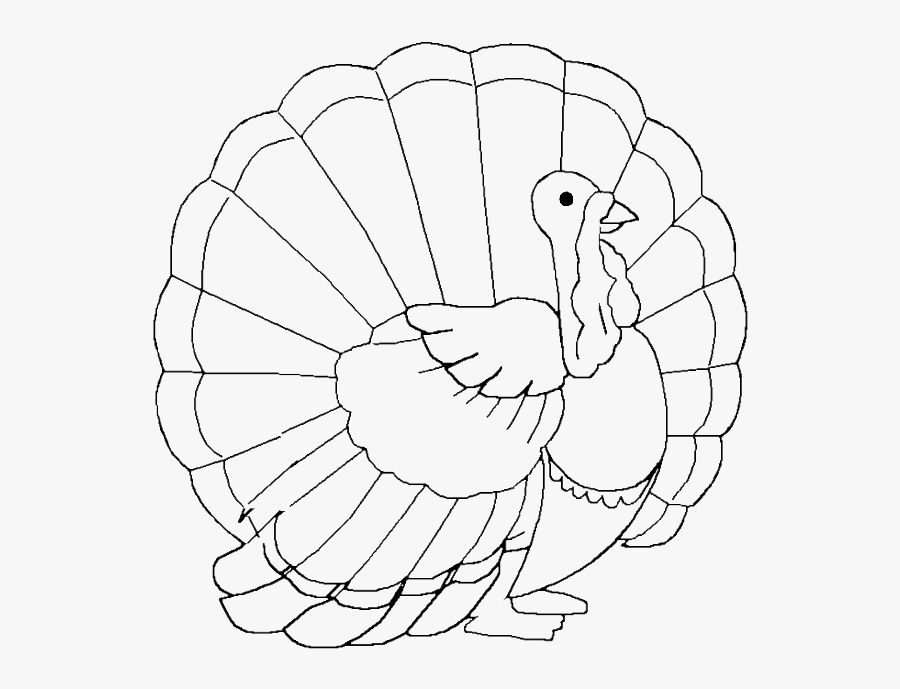 Pages Free And Printable - Cute Thanksgiving Turkeys Coloring Pages, Transparent Clipart