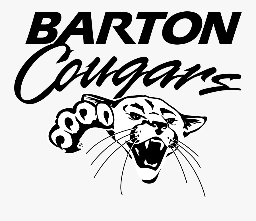 Our Logos Barton Community - Barton Community College, Transparent Clipart