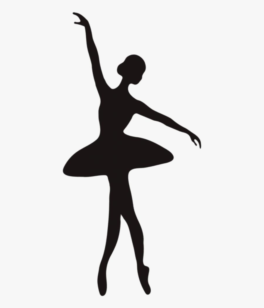 Ballerina Silhouette Png - Silhouette Ballerina Clipart, Transparent Clipart