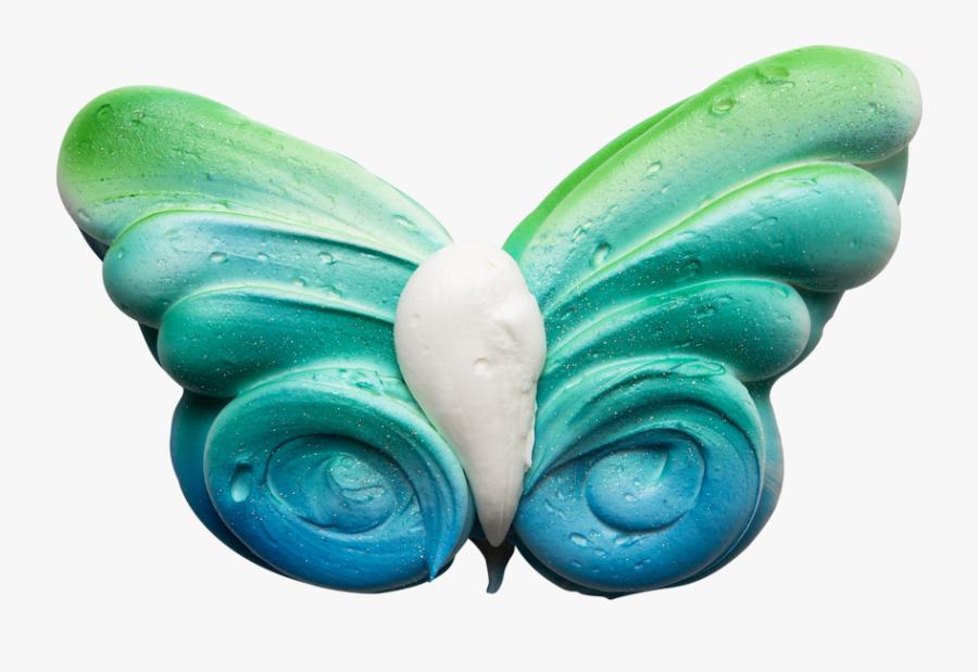 Dip Dec Butterfly Cookie - Swallowtail Butterfly, Transparent Clipart