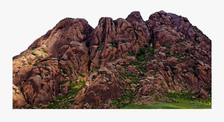 Rockey Landscape Hd Picture Png Hills Mountain - Mountain Png Hd, Transparent Clipart