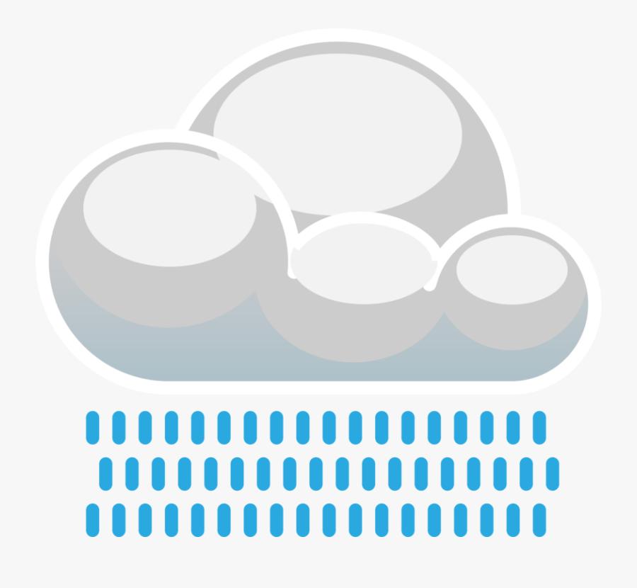 Blue,text,sky - Transparent Rain Shower Clipart, Transparent Clipart