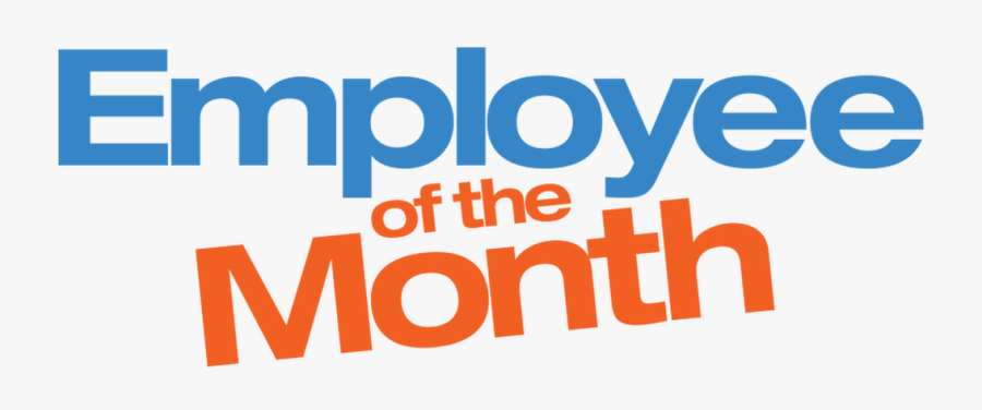 Employee Of The Month Transparent, Transparent Clipart