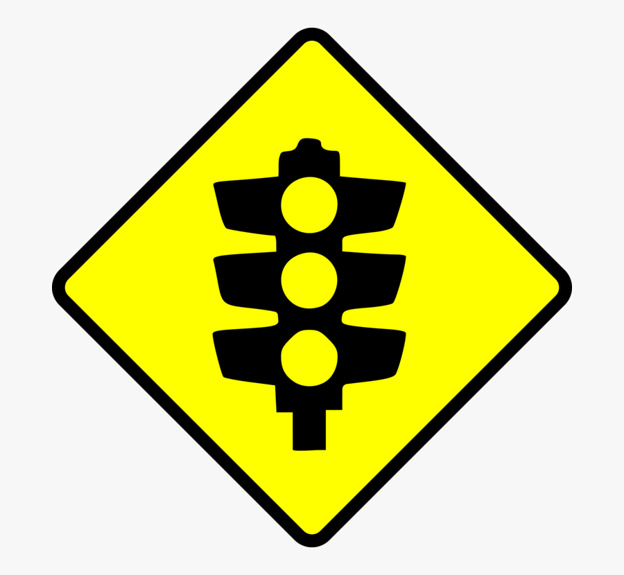 Leaf,symmetry,area - Traffic Light Road Sign Australia, Transparent Clipart