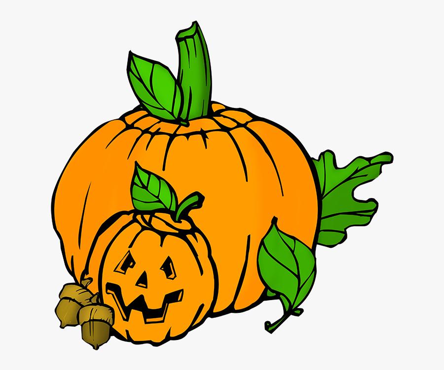 Halloween Clipart Pumpkin Patch, Transparent Clipart