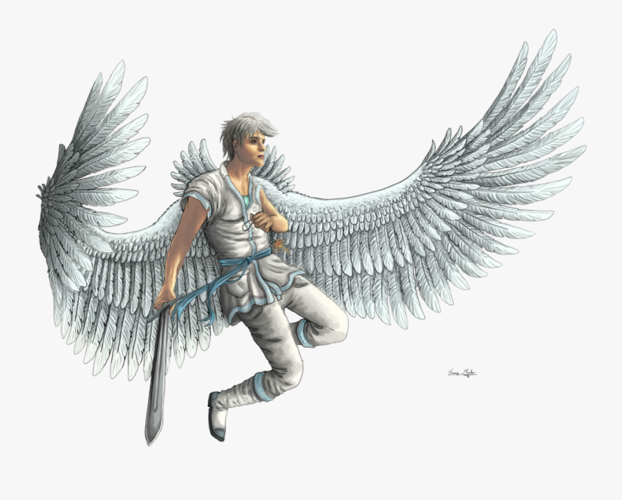 Angels In Png - Angels In Heaven Png, Transparent Clipart