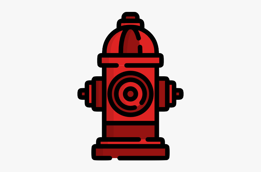 Fire Hydrant Icon Png, Transparent Clipart