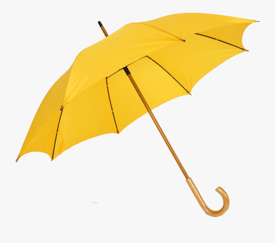 Transparent Yellow Umbrella Clipart - Umbrella Transparent Png, Transparent Clipart