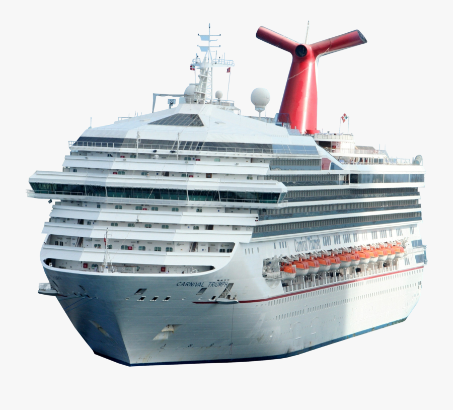 Carnival Cruise Ship Png, Transparent Clipart