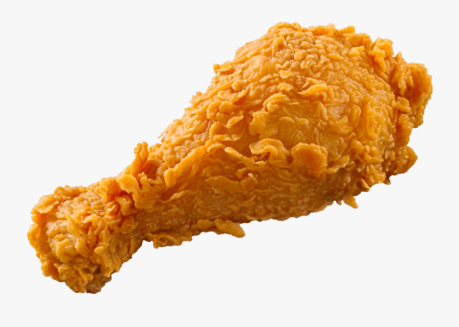 Chicken Leg Piece Transparent Images Png - Fried Chicken Leg Png, Transparent Clipart