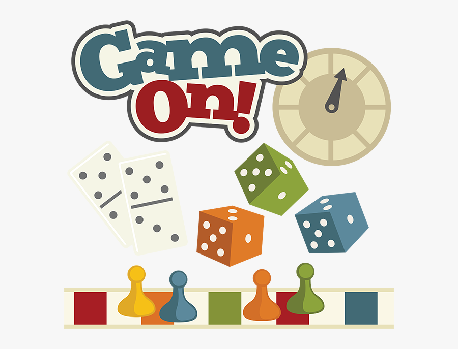 Dice Clipart Table Game Night Games Csgsa Night Board - Board Game Pieces Clipart, Transparent Clipart