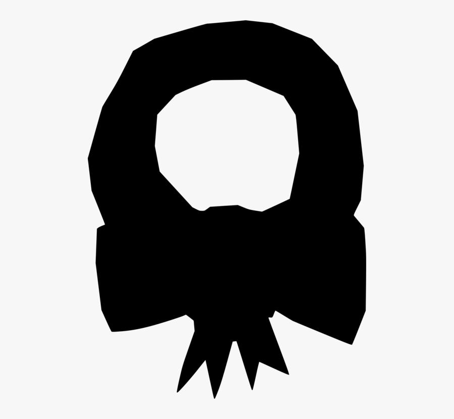 Silhouette,neck,symbol, Transparent Clipart