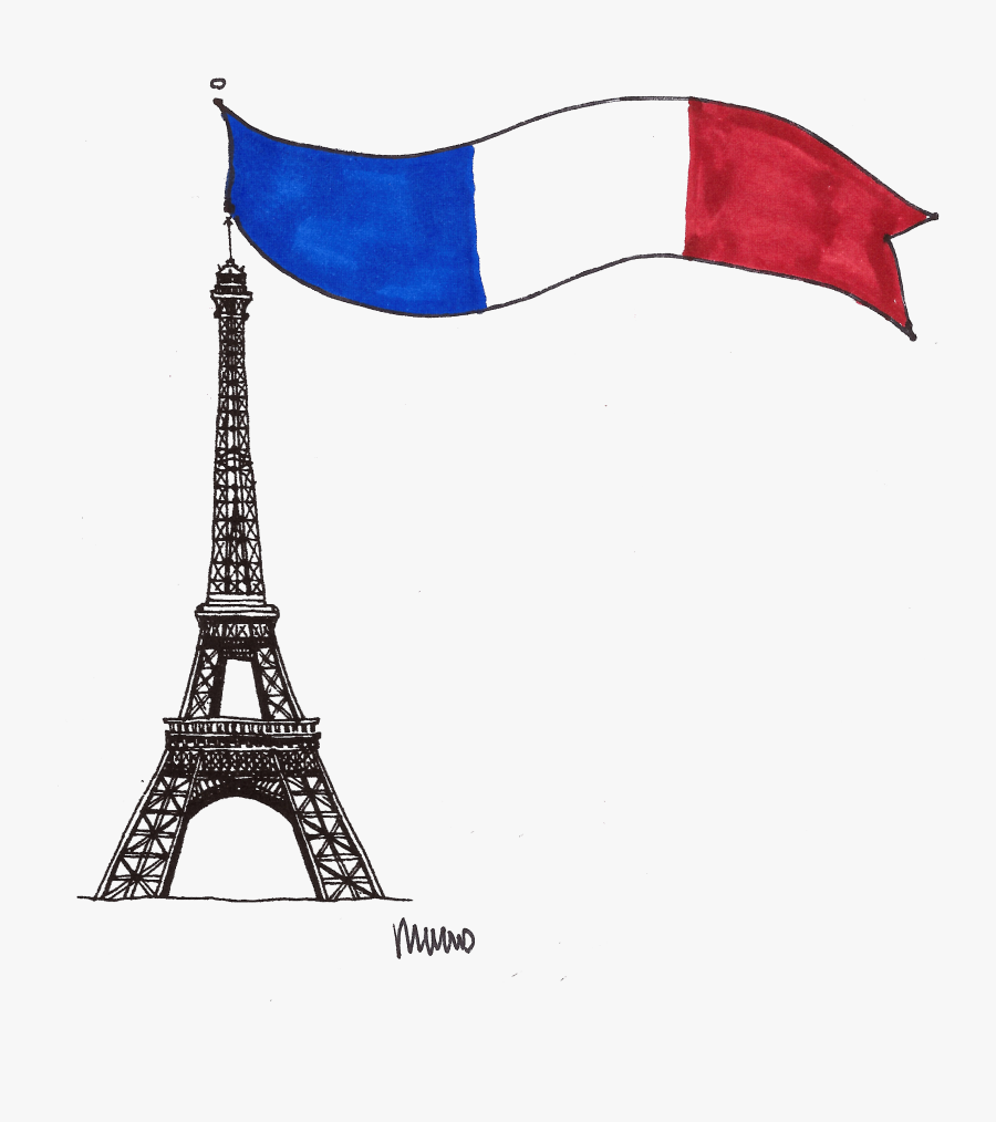 France Png High-quality Image - French Flag Clipart, Transparent Clipart