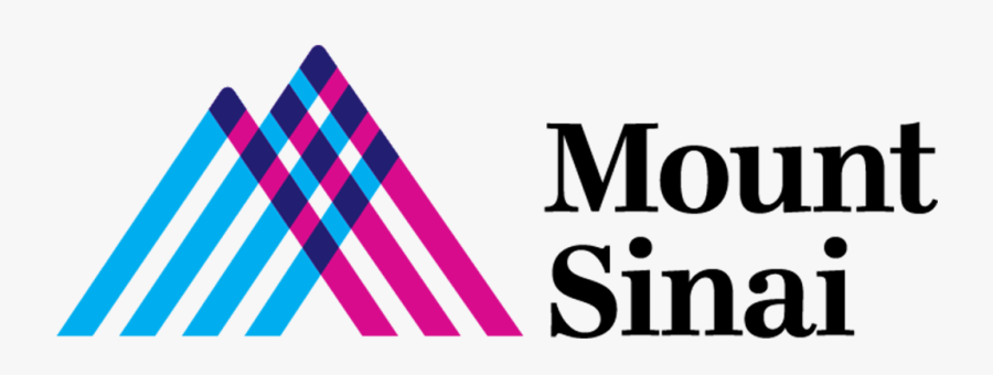 Mount Sinai Health System Logo, Transparent Clipart