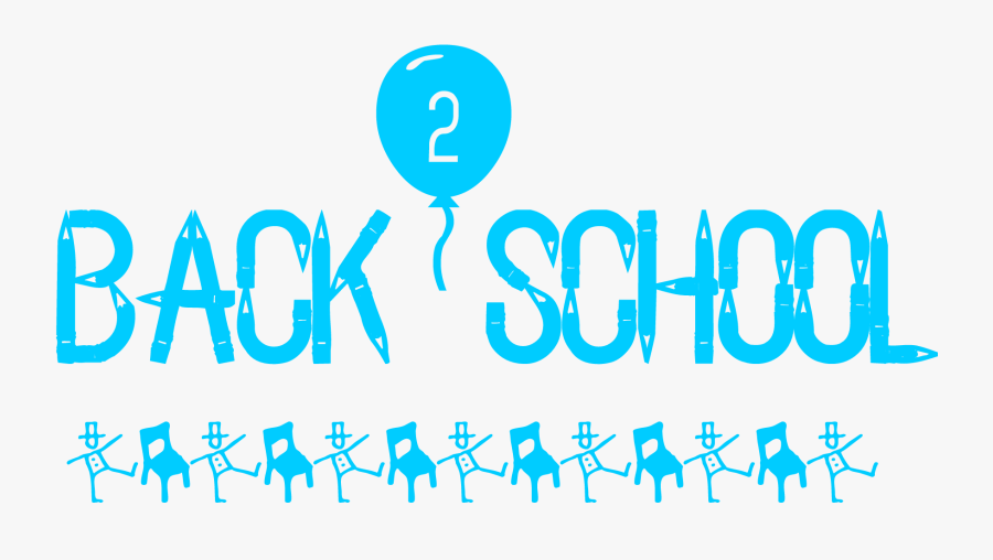 2018 Back To School - Back To School Clip Art, Transparent Clipart