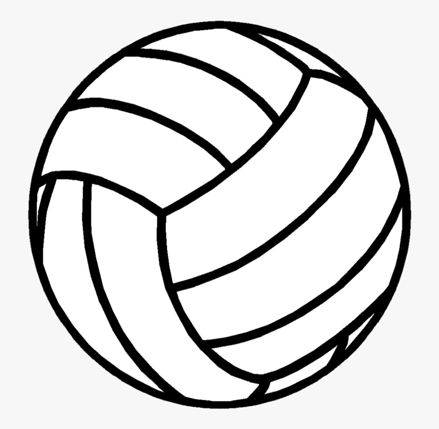 Clip Art Transparent Background Volleyball Free Transparent Clipart Clipartkey