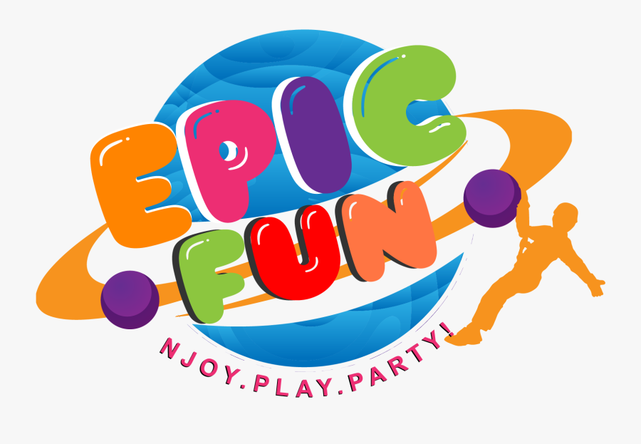 "Scarborough""s Best Indoor Birthday Party Center - Graphic Design, Transparent Clipart"