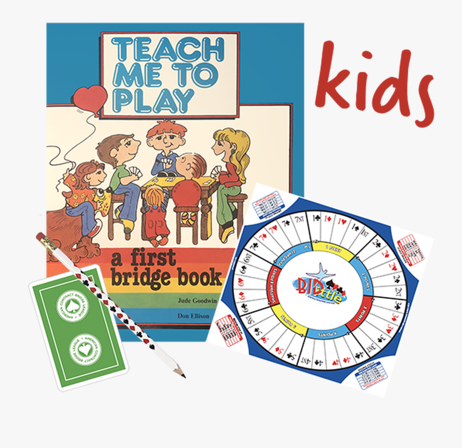 Kids Learn Bridge Bundle - Cartoon, Transparent Clipart