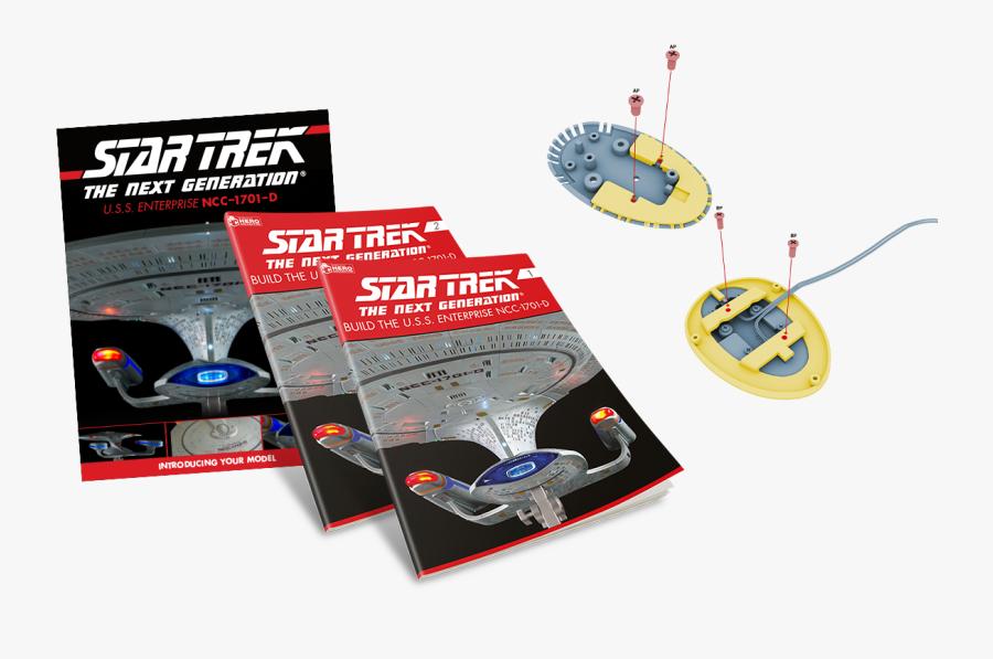 Star Trek The Next Generation, Transparent Clipart