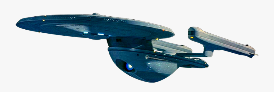 Star Trek Png Transparent - Star Trek Ship Png, Transparent Clipart