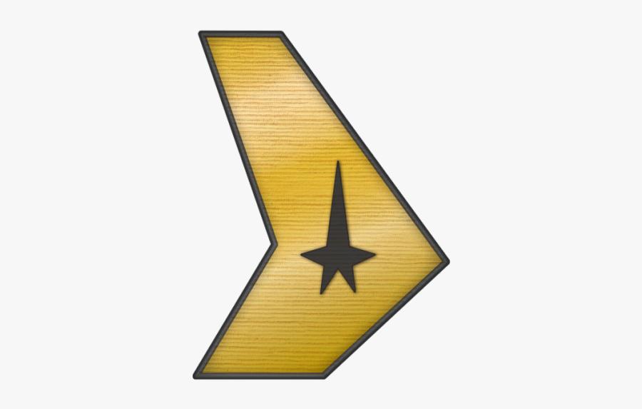 Starfleet Assignment Patch, Transparent Clipart