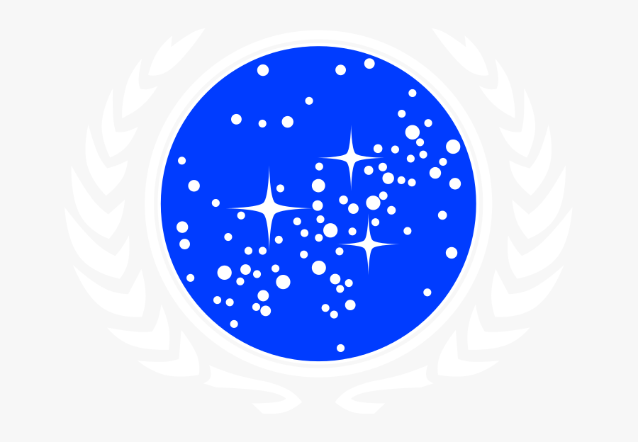 Universal Conquest Wiki - United Federation Of Planets Insignia, Transparent Clipart