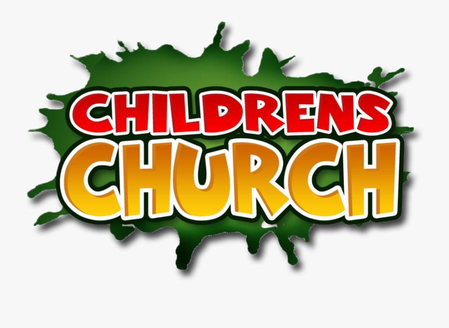 Children Church, Transparent Clipart