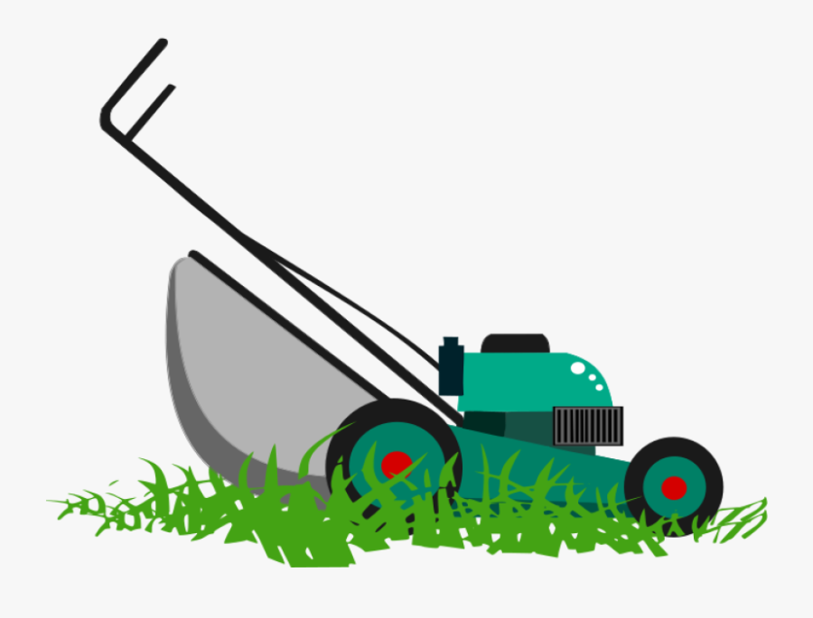 Lawn Mower Clipart , Png Download - Lawn Mower Clipart Transparent, Transparent Clipart