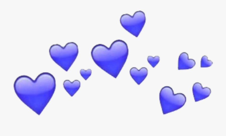 Heart Emoji Meme Template, Transparent Clipart