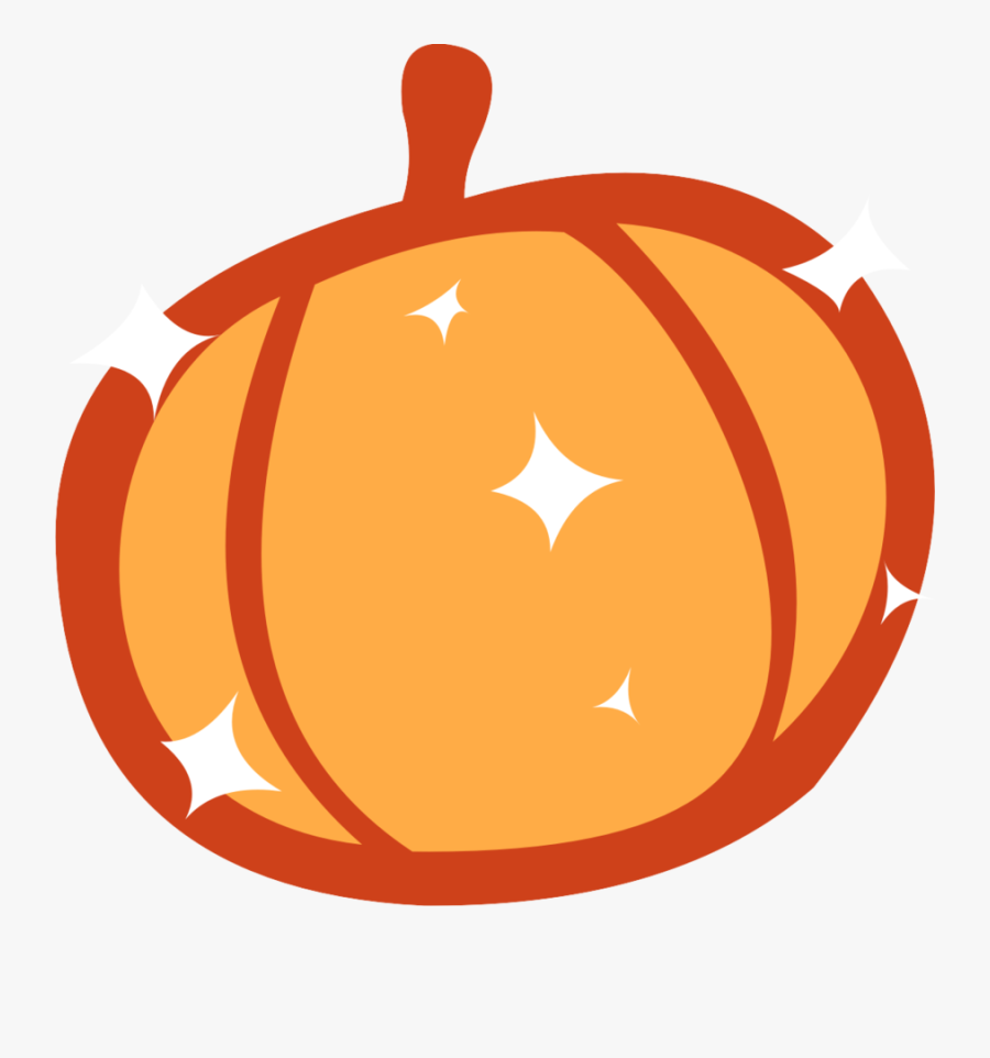 Pumkin Vector Food Clipart Royalty Free Library - My Little Pony Pound Cake Cutie Mark, Transparent Clipart