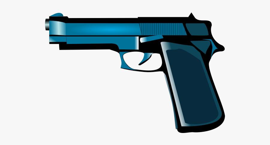 Gun - Gun With No Background, Transparent Clipart