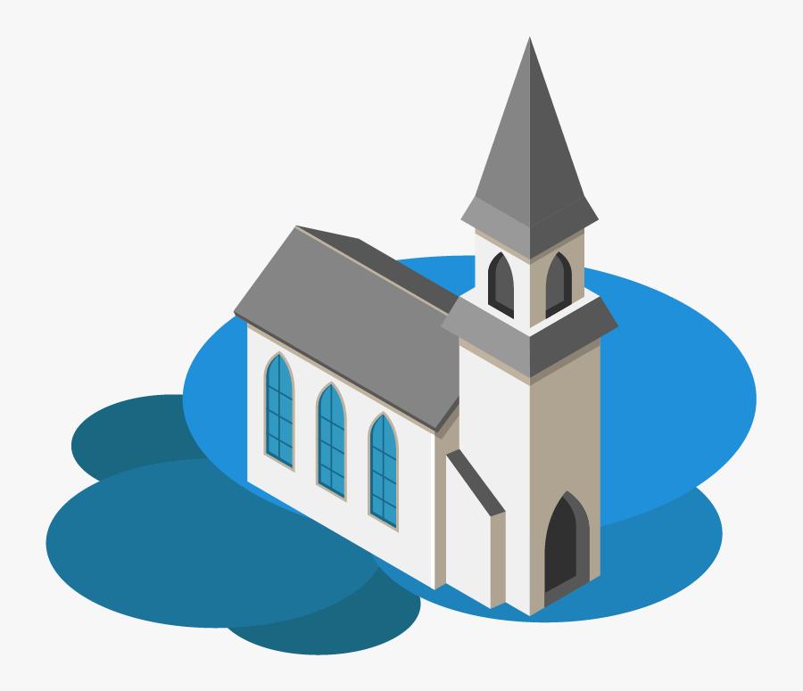 Steeple Clipart Inc Church - Church Management System Png, Transparent Clipart