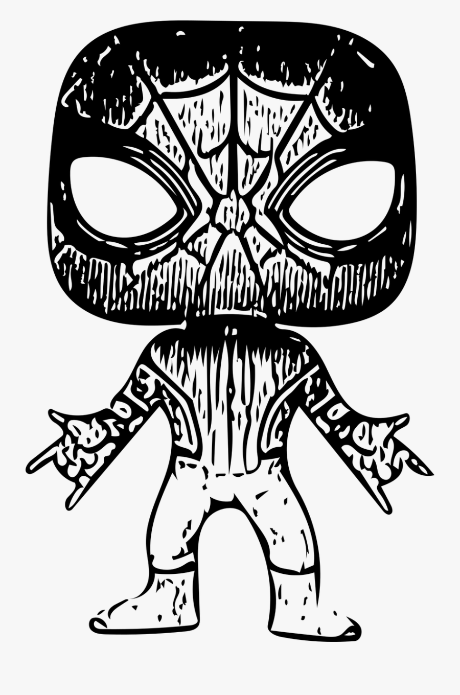 Spiderman Spider-man Super Hero Free Photo - Spider-man, Transparent Clipart