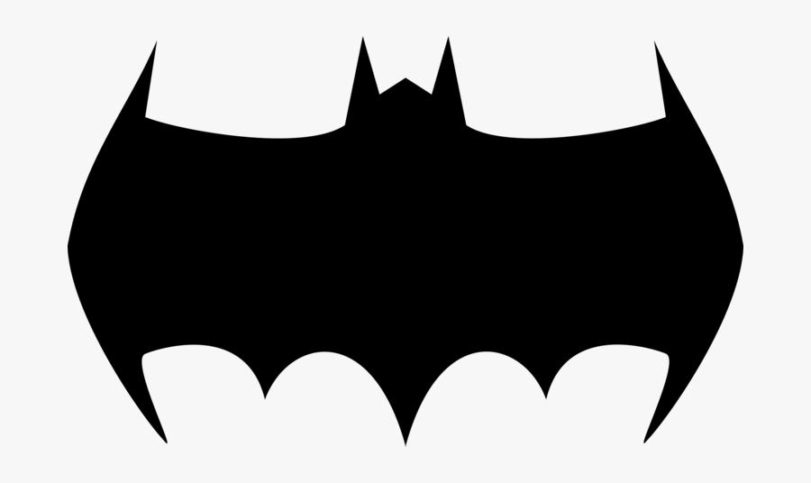 """The Wings Don""""t Curve, - Símbolo Do Batman Png, Transparent Clipart"""