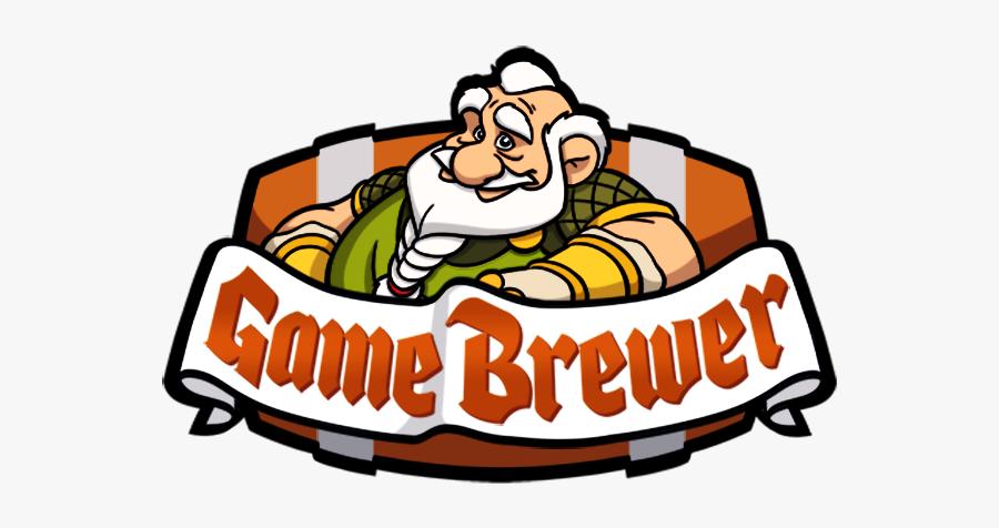Game Brewer, Transparent Clipart