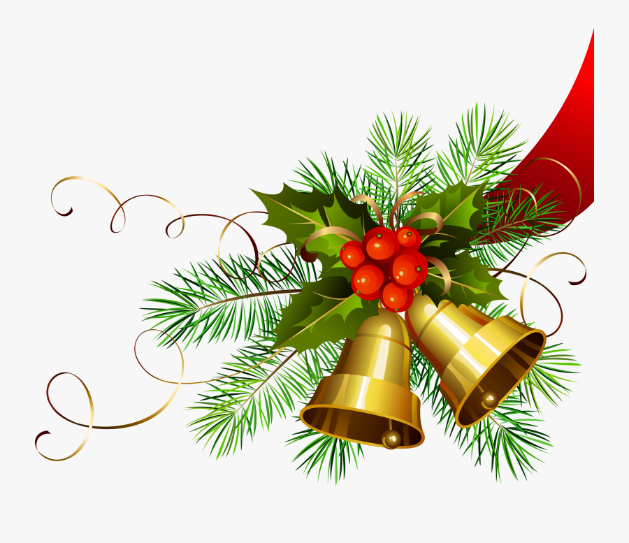 Christmas Decorations Png Transparent, Transparent Clipart