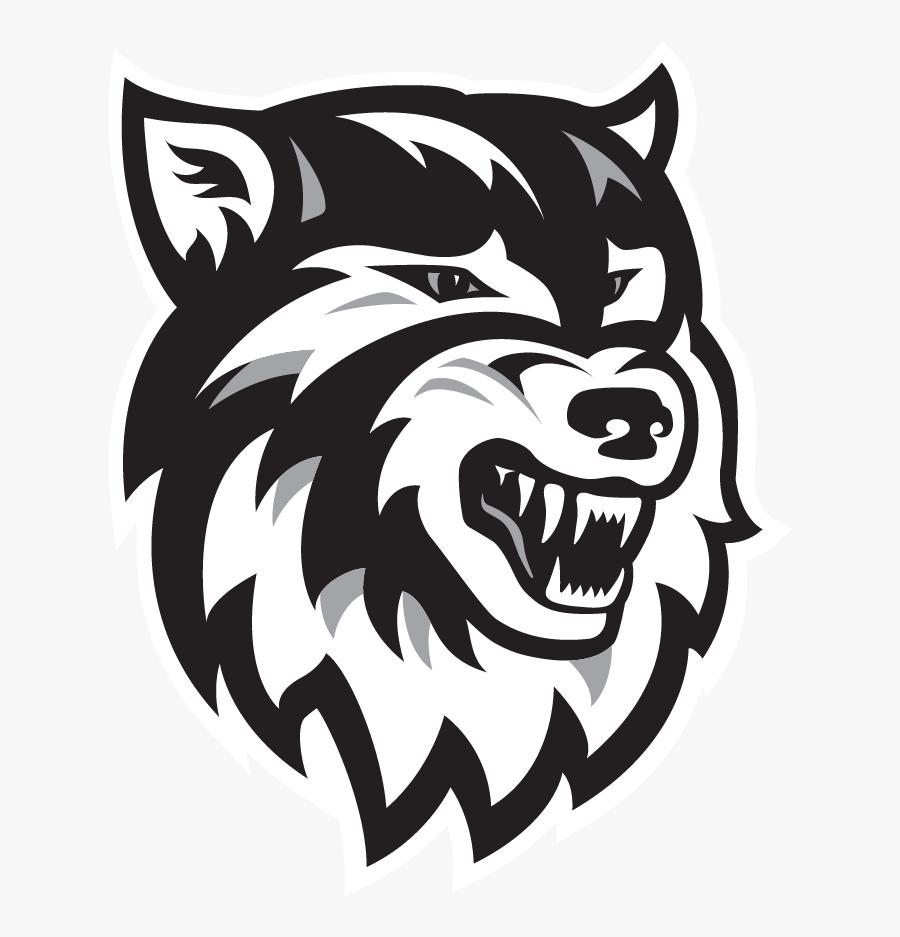 Return Home - Kidder County Wolves Logo, Transparent Clipart