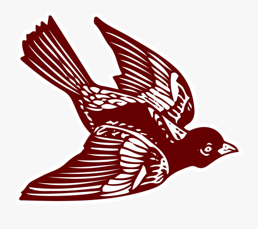 Return Home - Stuttgart Ricebirds, Transparent Clipart